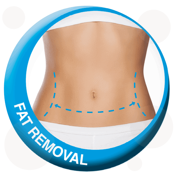 Fat removal image
