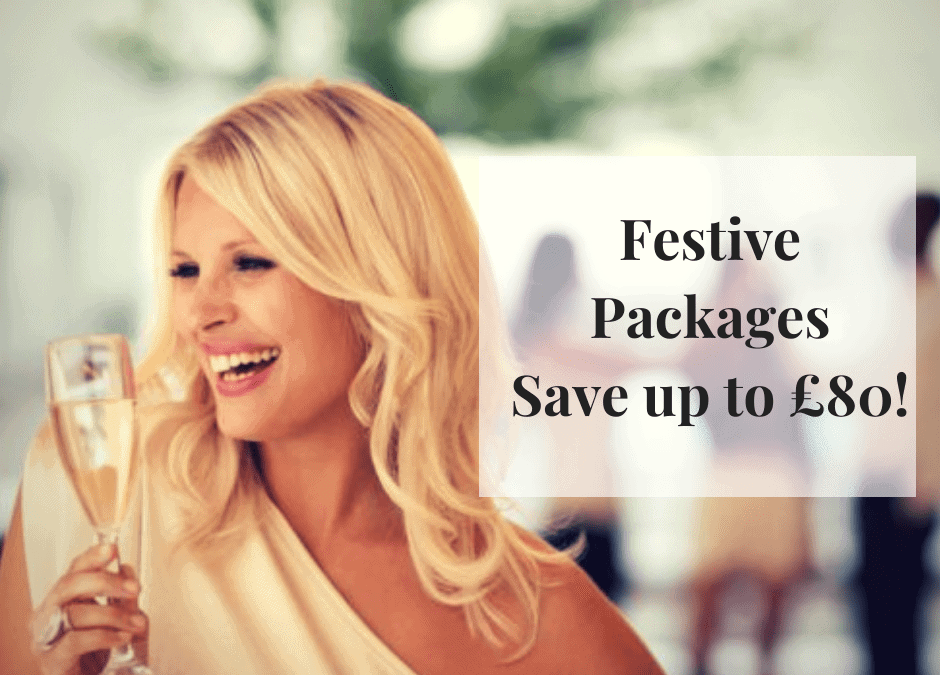 Festive 'pick & mix' skincare packages now available!